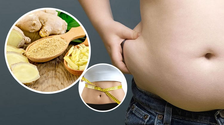 Ginger Compress Will Reduce Your Fat Immediately