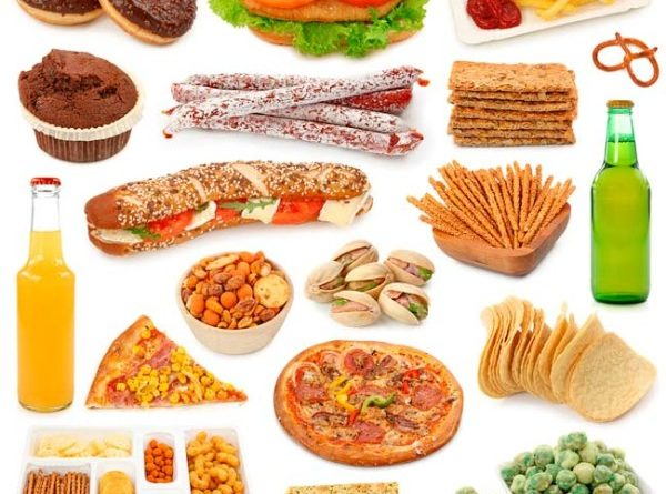 Which foods cause cancer?