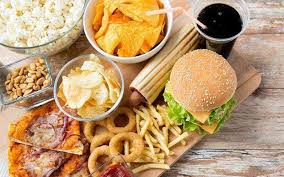 Fast food more cases of heart attack