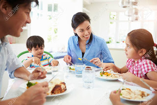 How to Teach good table manners for Children
