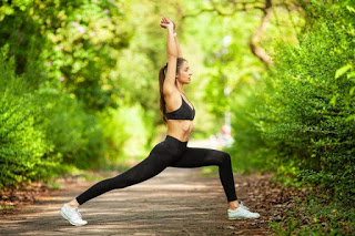 Frequent exercise helps to reduce smoking