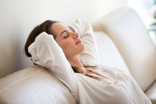 Meditation in the minute helps relax and concentrate