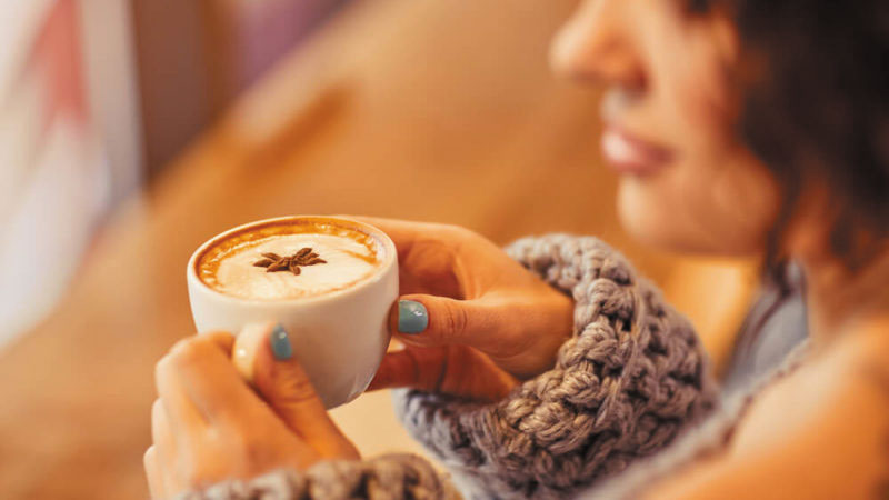 Coffee Helps Lose Weight?