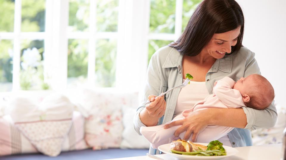 Essential nutrients for baby's brain