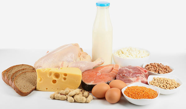 Foods that increase leptin levels