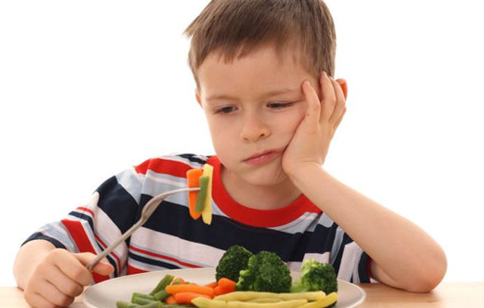 Small tips to make your child eat vegetables