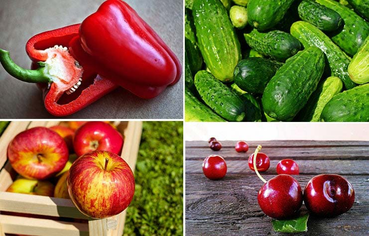 10 foods to eliminate swelling