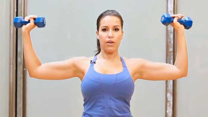 Simple and quick chest exercises