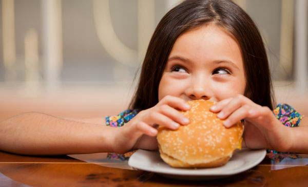 Three smart recipes for kids who love fast food