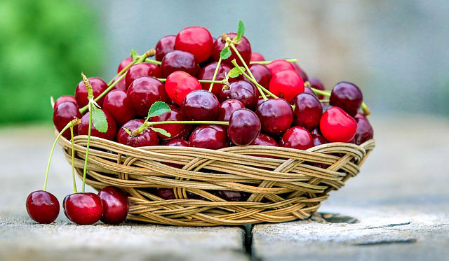 Benefits of Cherries to our health