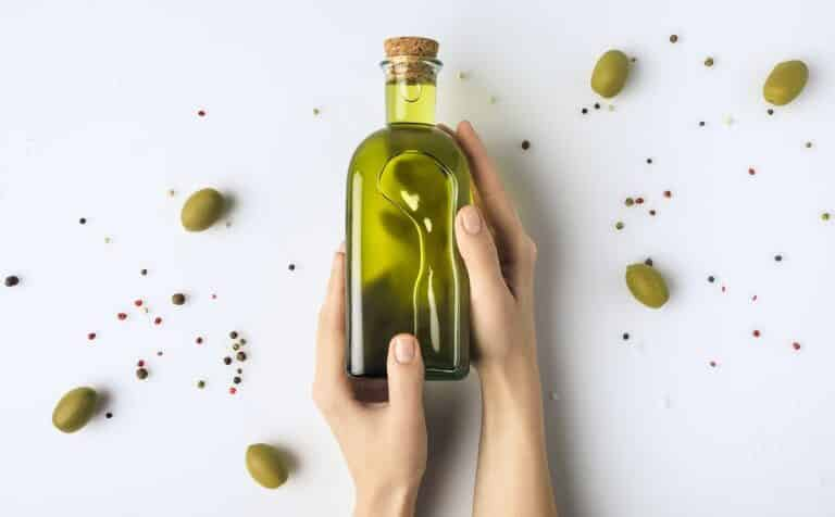 Olive oil is the
