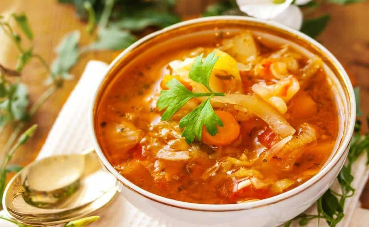 Boiled cabbage recipes for 7 day soup diet
