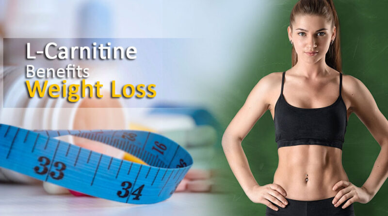How L-Carnitine Benefits Weight Loss